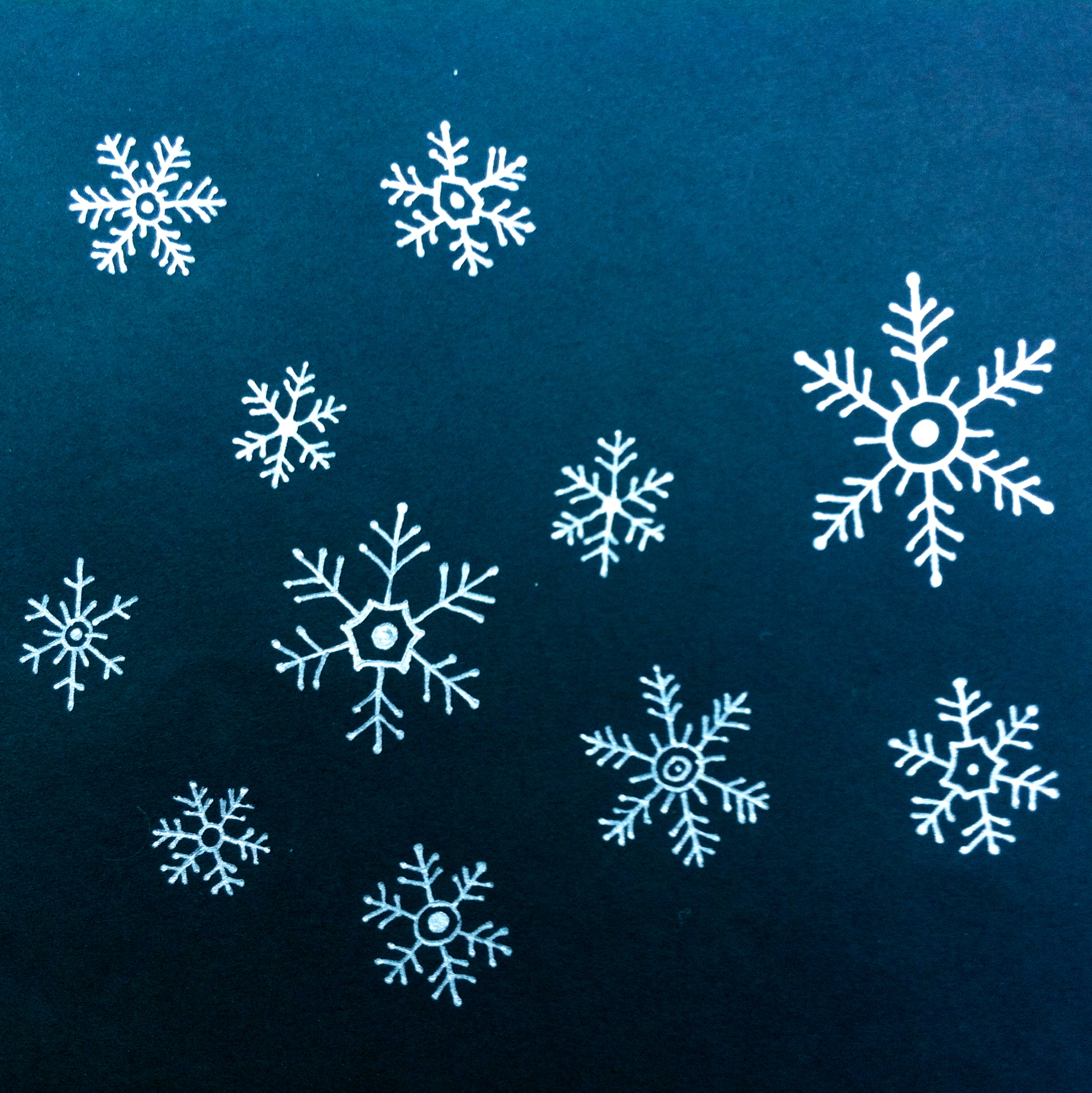 Uncategorized Draw A Snowflake advent calendar the 18th sunny side up i love drawing snowflakes its my favourite thing will show you how to do it