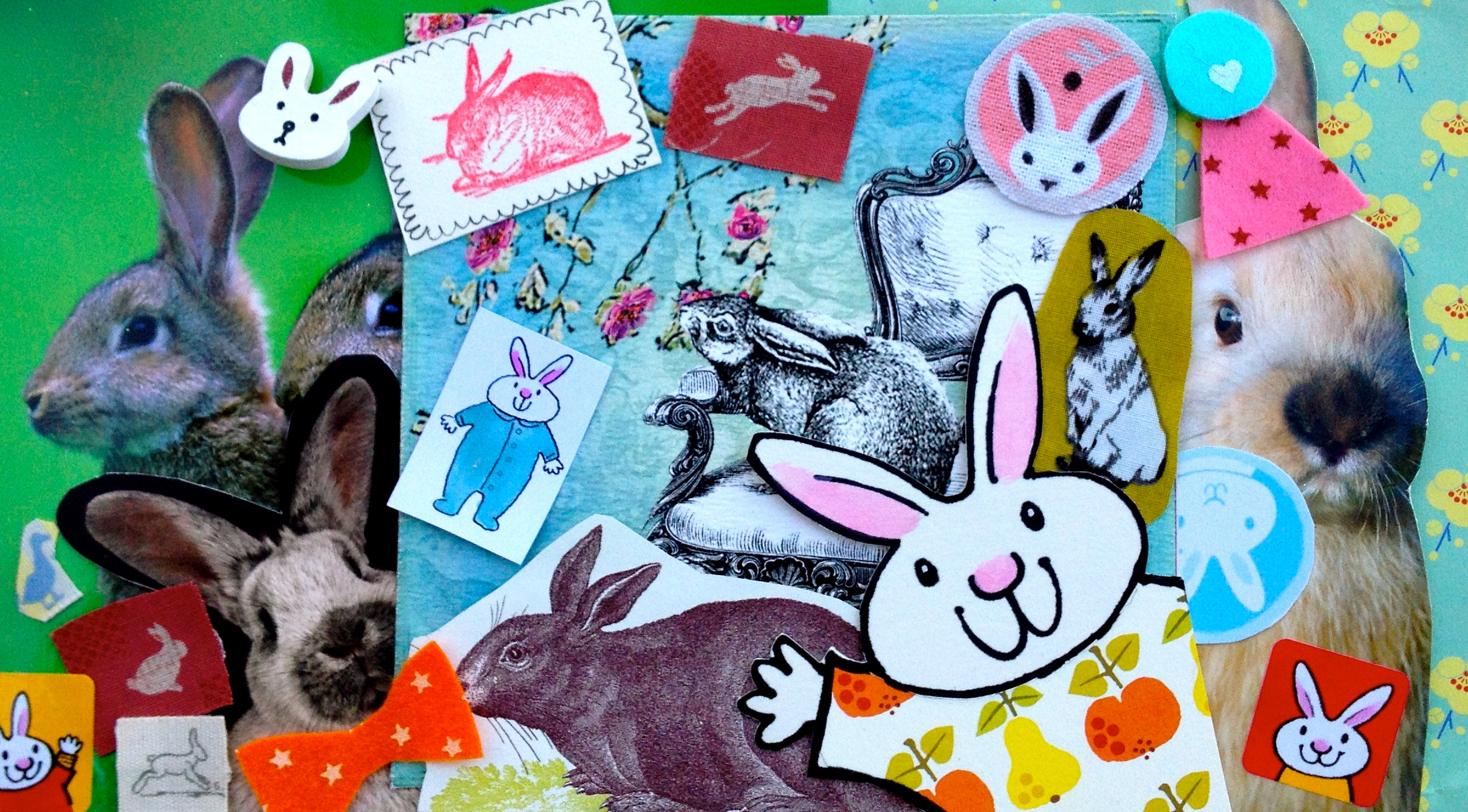 Martha's Easter children's competition