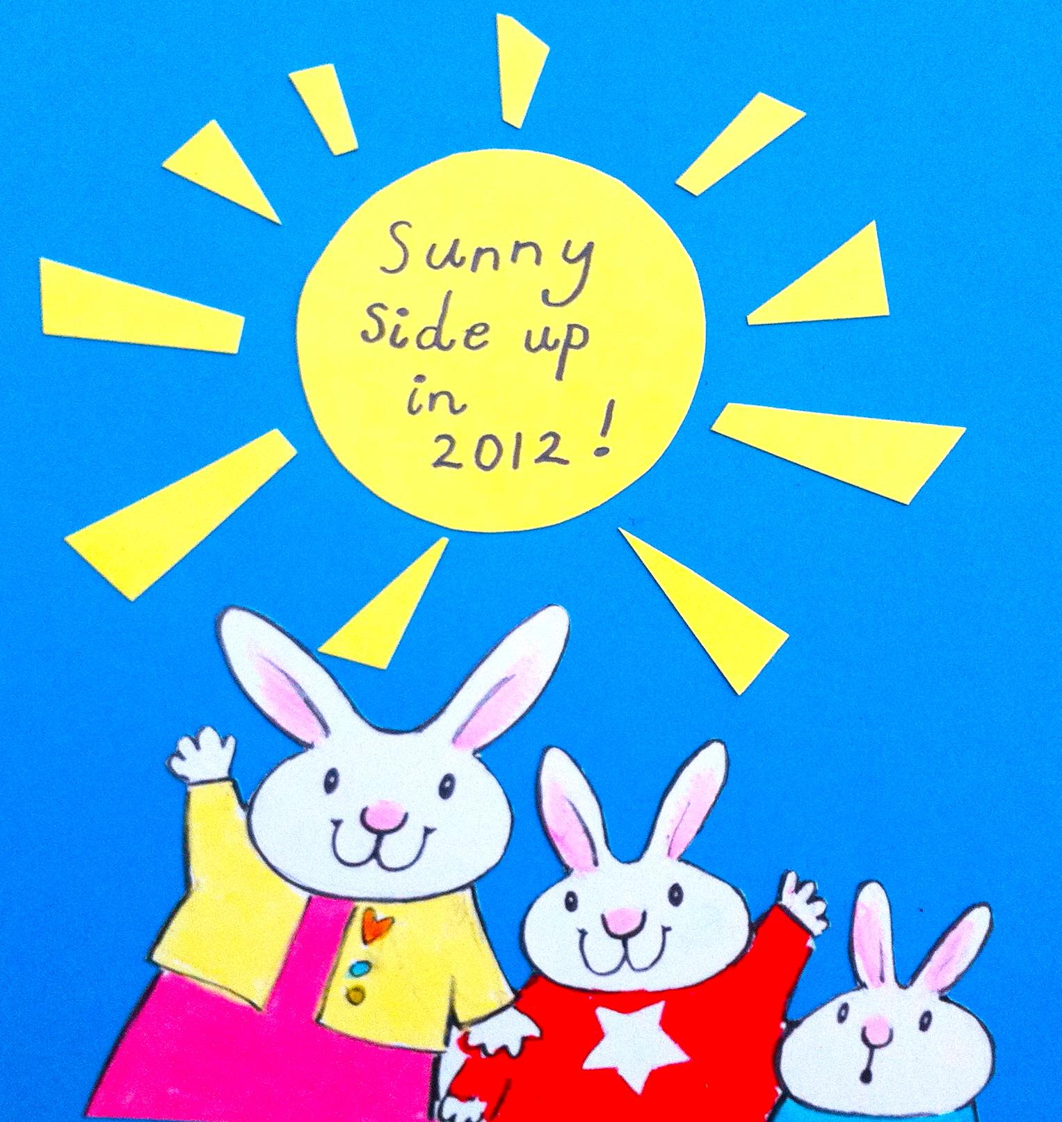 bunny new year, everybody!