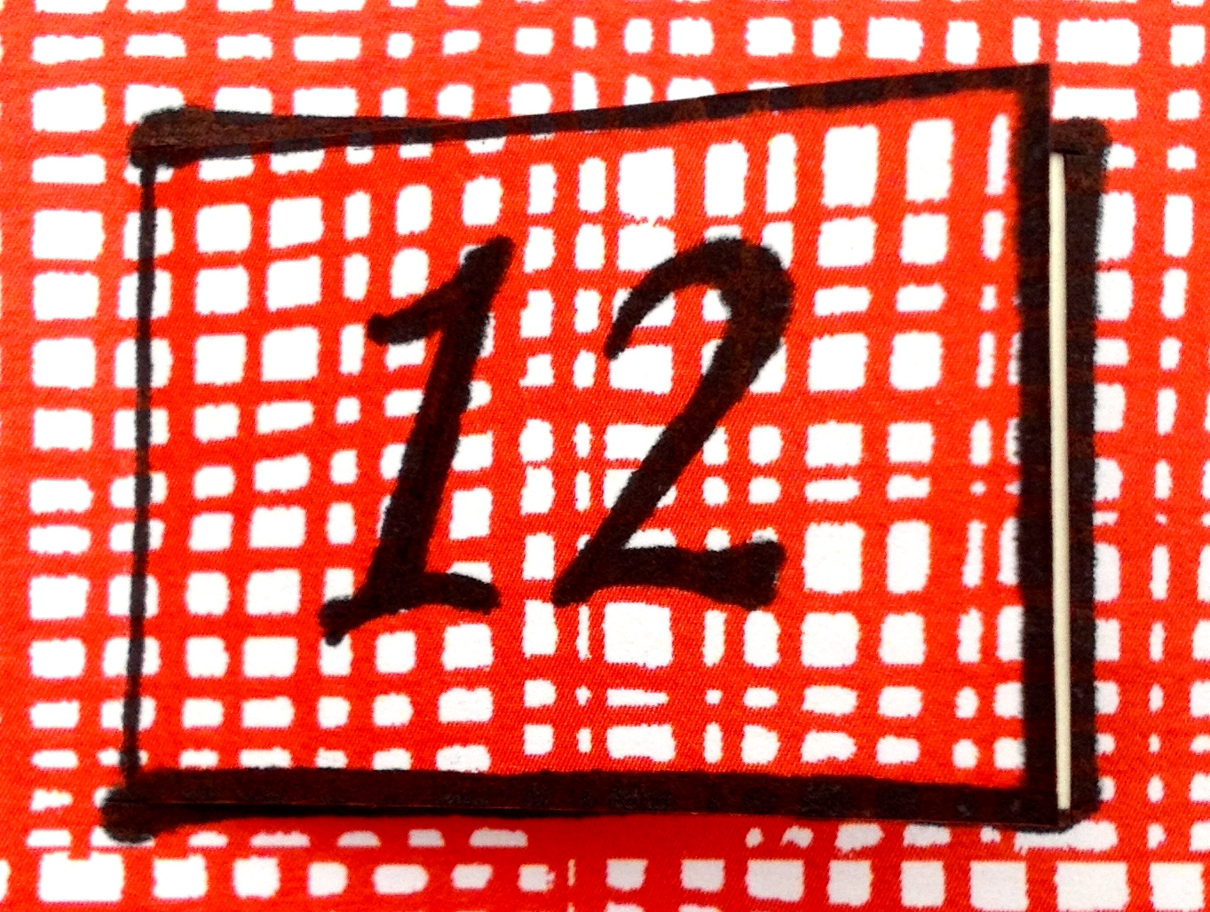 Dixie Advent the 12th