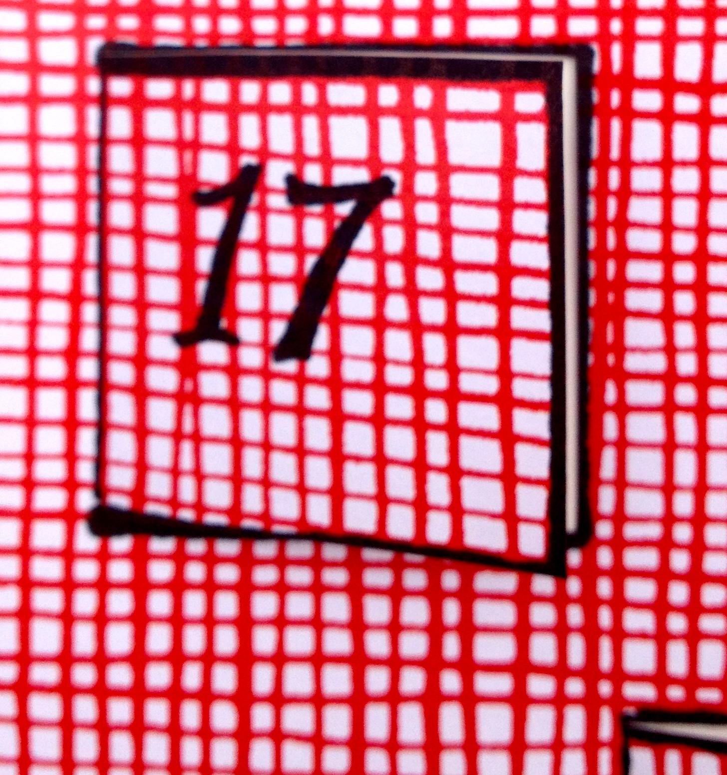 Dixie Advent the 17th