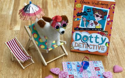 Dotty Detective The Holiday Mystery